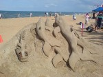 Dragon in the Sand