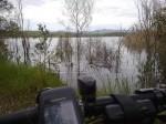 Lake Samsonvale and Mount Samson