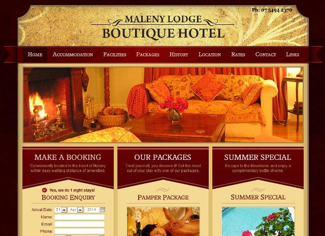 Maleny Lodge