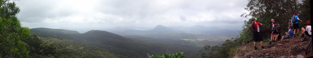 Governors Chair Lookout - Spicers Gap