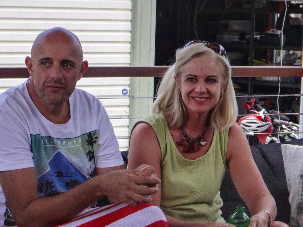 Paul and Lynne