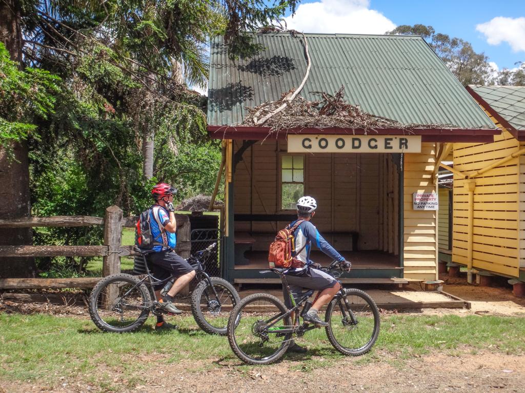 Goodger Station