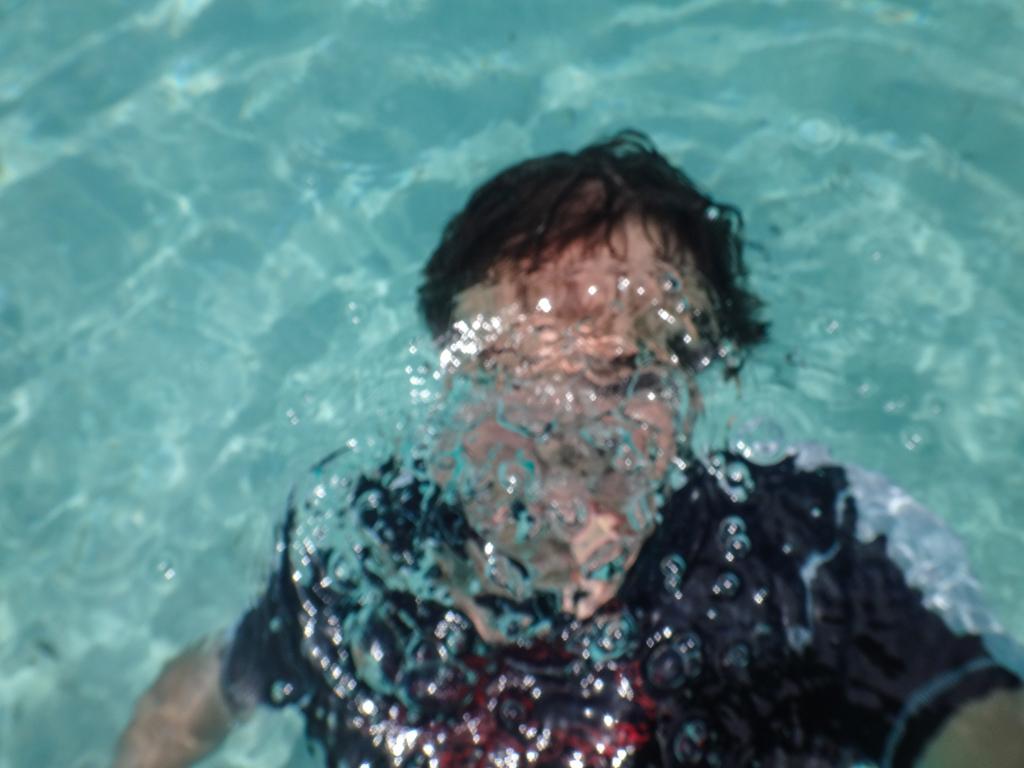 Neil Underwater