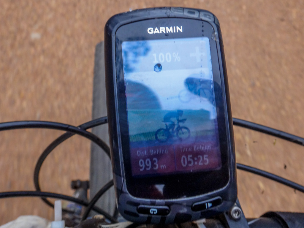Garmin Training Partner