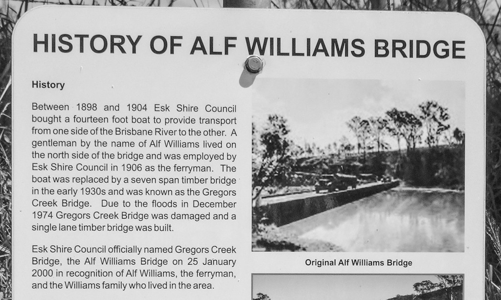 Alf Williams Bridge