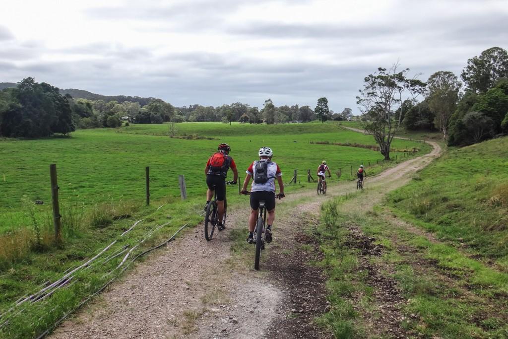 Intake Weir Road