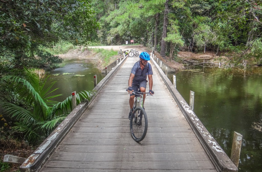 Wappa Dam Road