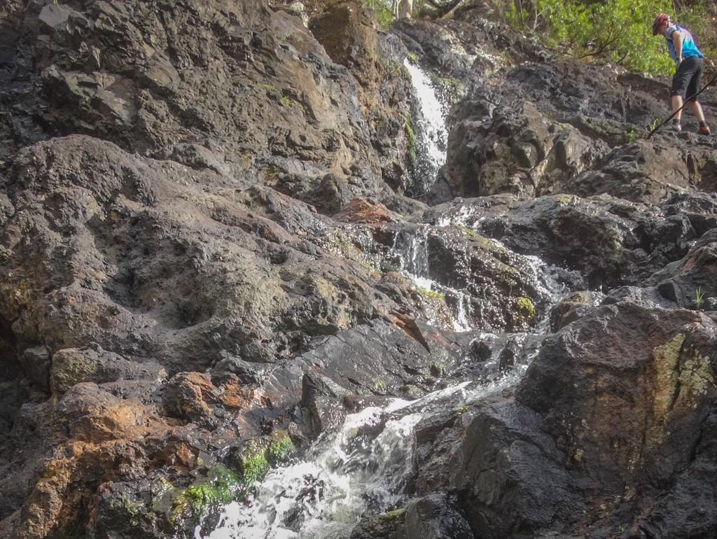 Kureelpa Falls
