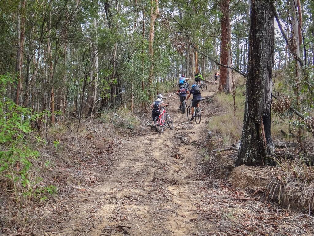 Hike-a-Bike