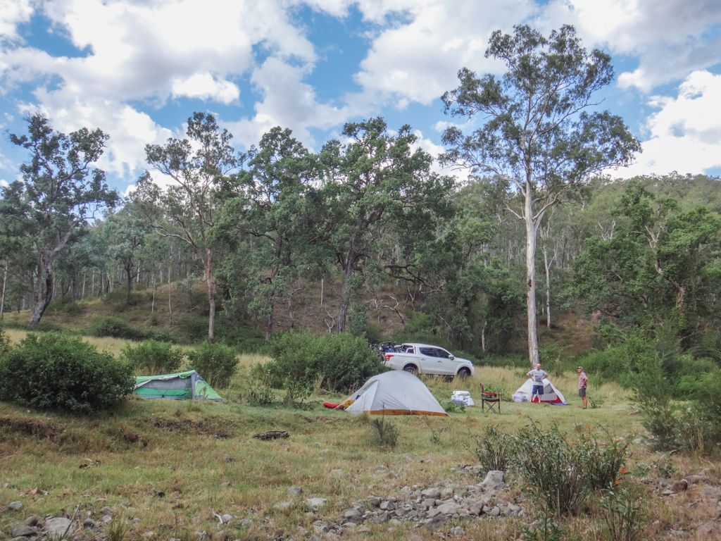 Wombi Creek Campsite