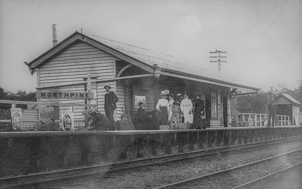 North Pine Railway Station