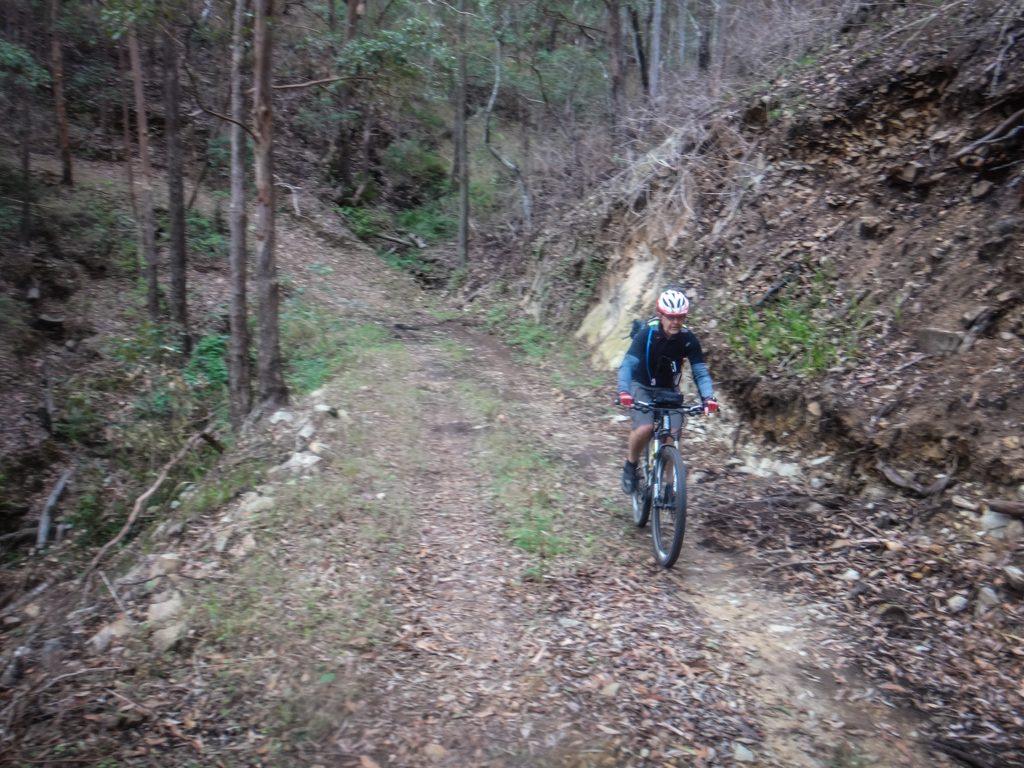 Raynbird Creek Descent