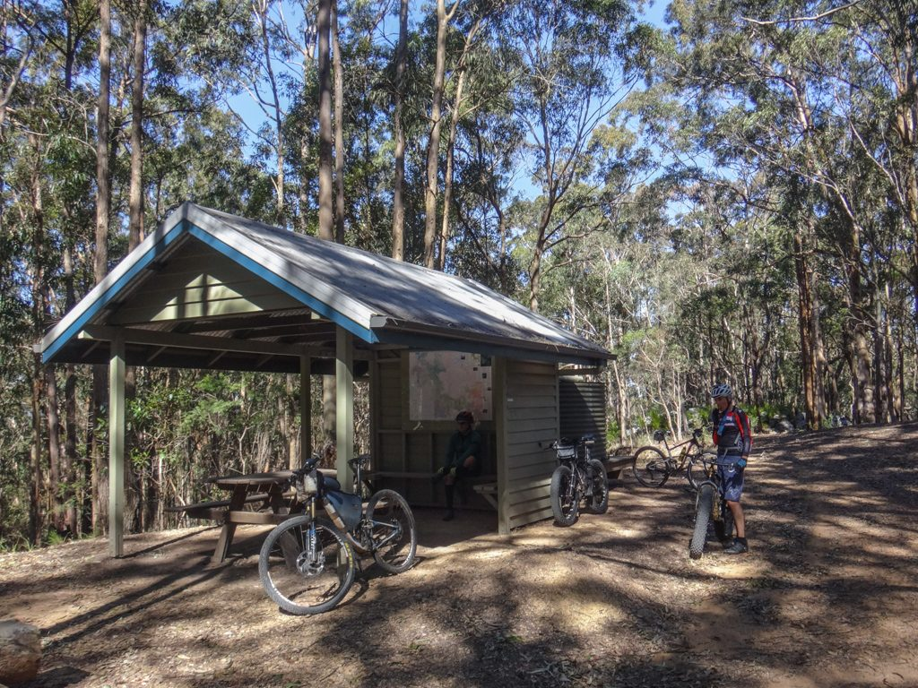 Lightline Road Bush Camp
