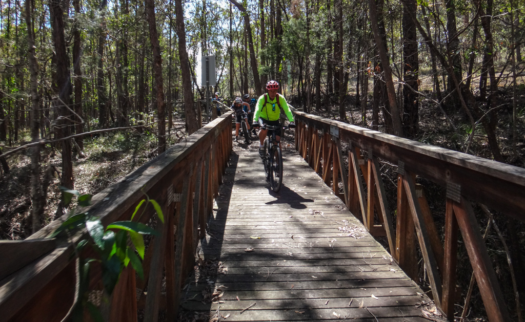 Buhot Creek Track