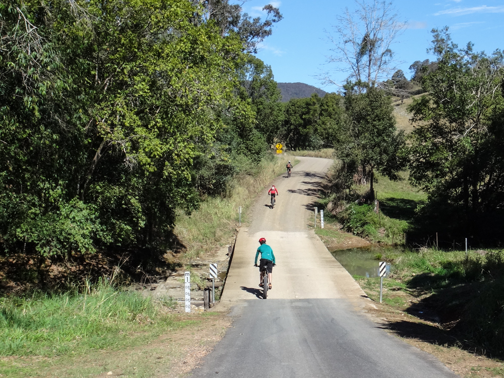 Kidaman Creek Road