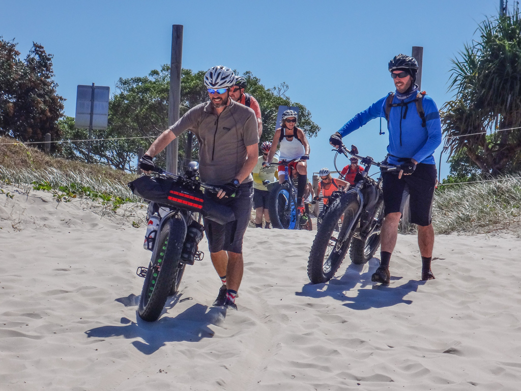 Global Fat Bike Day 2016