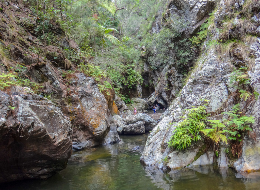 Northbrook Gorge