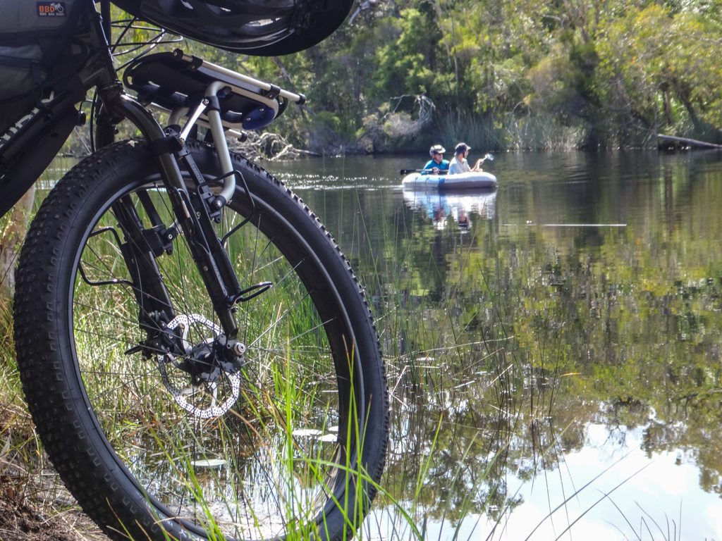 Bike in a Boat