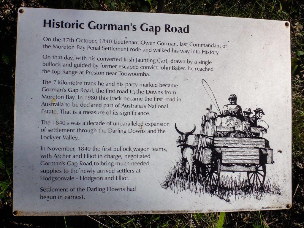 Gorman's Gap
