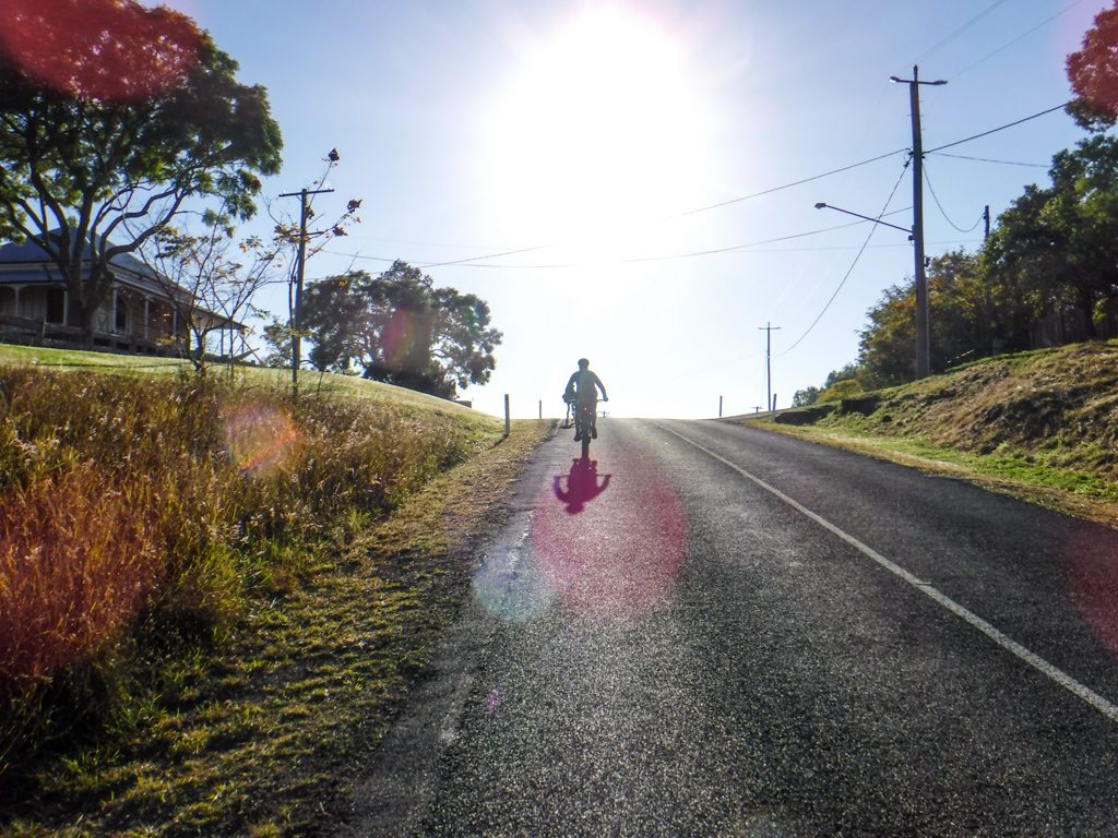 The Road to Kooralbyn