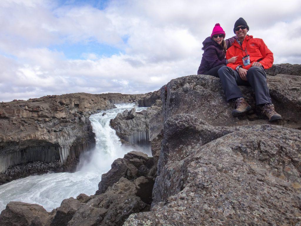 Land of Waterfalls