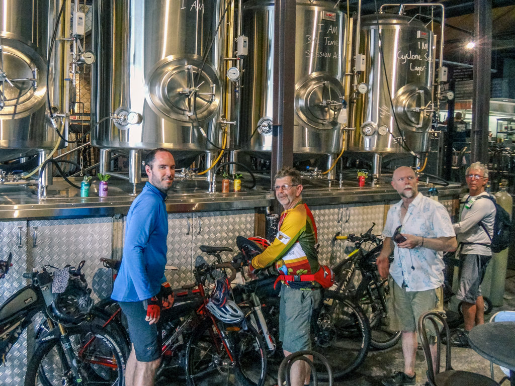 Bikes and Breweries