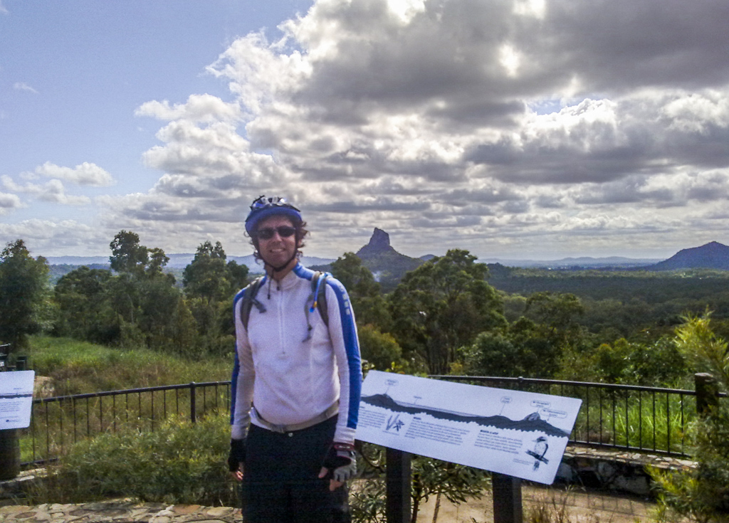 Around the Glasshouse Mountains