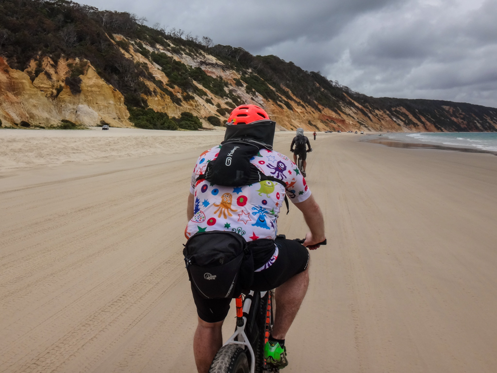 The Road to Rainbow Beach