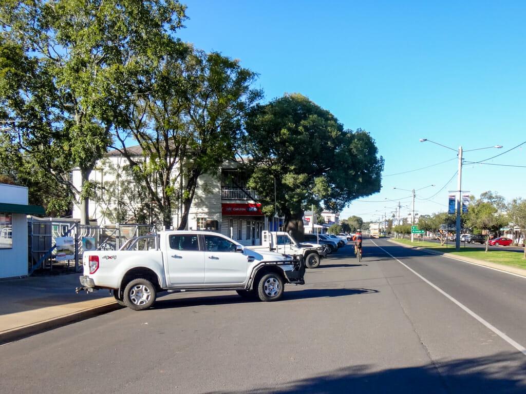 Charleville to Brisbane